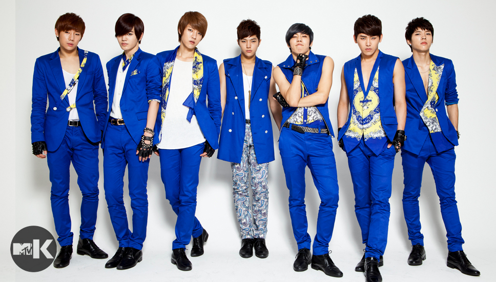PIC] 120619 INFINITE for MTVK  INFINITE7FACTS