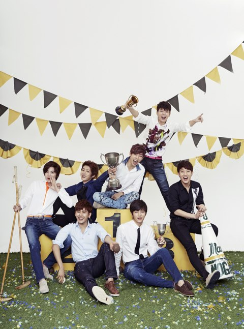 [PHOTOS] 130321 INFINITE 'MAN IN LOVE' Jacket Photos ...