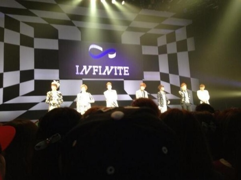 INFINITE MAN IN LOVE JP Showcase